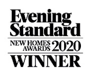 Evening Standard New Homes Award Winner 2020